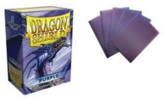 Dragon Shield - Lilla - 100 stk
