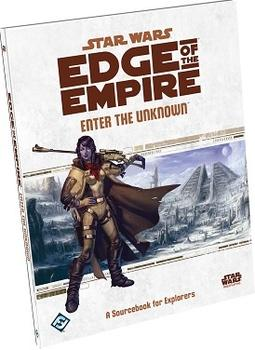 Star Wars - Edge of the Empire: Enter the Unknown