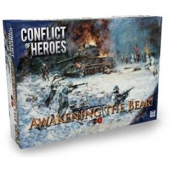 Conflict of Heroes: Awakening the Bear! 3rd Ed.