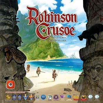 Robinson Crusoe: Adventures on the cursed Island, 4th Edition