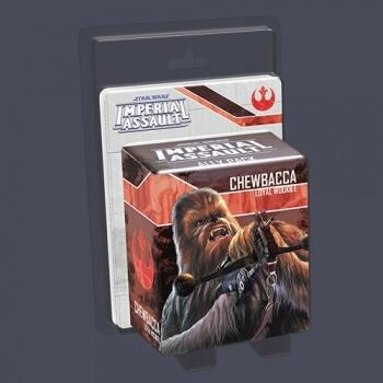 Star Wars: Imperial Assault - Chewbacca (Loyal Wookiee) Ally Pac