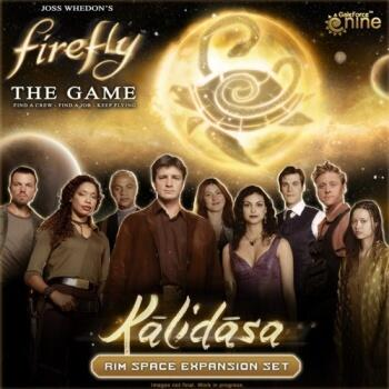Firefly: The Game – Kalidasa Rim Space (Expansion)