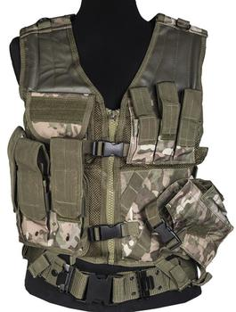 USMC Tactical Vest Multicam