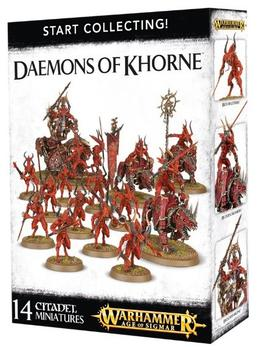 Start Collecting: Daemons of Khorne
