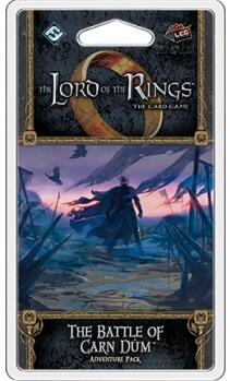 Lord of the Rings LCG: The Battle of Carn Dûm Adventure Pack