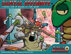 Schlock Mercenary: Capital Offensive