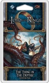 Lord of the Rings LCG: The Thing in the Depths Adventure Pack