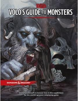 Dungeons & Dragons RPG - Volo's Guide to Monsters