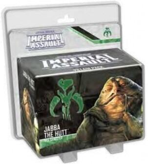 Star Wars: Imperial Assault: Jabba the Hutt Villain Pack
