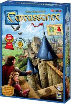 Carcassonne - New Edition, DK