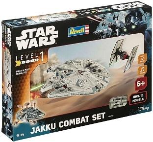 Build & Play Jakku Combat Set 1:51+1:164