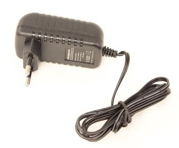 Oplader med Auto-stop charger, 800mAh (NIMH/NICD)