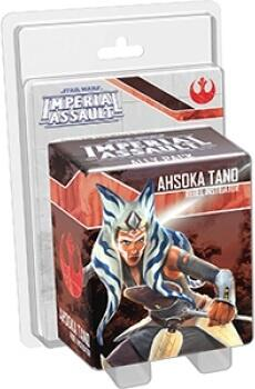 Star Wars: Imperial Assault Ahsoka Tano Ally Pack
