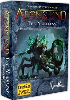 Aeon's End The Nameless, 2nd Edition