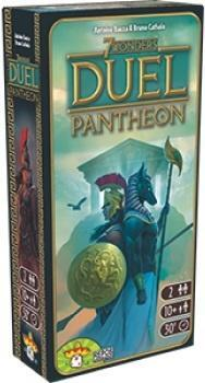 7 Wonders: Duel - Pantheon Expansion, DK