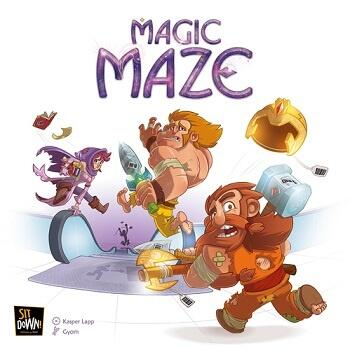 Magic Maze, eng