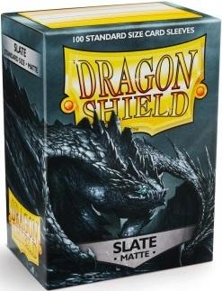 Dragon Shield - Slate - 100 stk