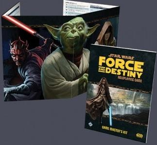 Star Wars RPG: Force and Destiny - Game Master's Kit