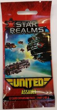 Star Realms United Assault Part 1 of 4