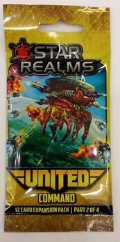 Star Realms United Command Part 2 of 4
