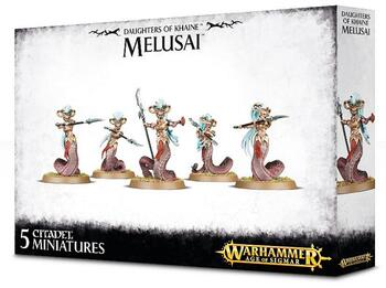 Daughters Of Khaine: Melusai