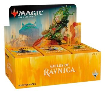 Guilds Of Ravnica Booster Display, 36 Pakker