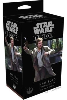 Star Wars Legion - Han Solo Commander Expansion