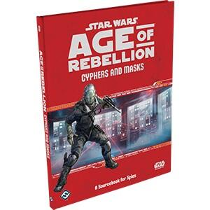 Star Wars: Age of Rebellion Cyphers and Masks
