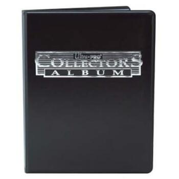Collectors 9-Pocket Portfolio - Sort