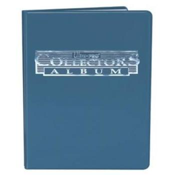 Collectors 9-Pocket Portfolio - Blå