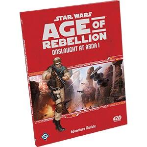 Star Wars: Age of Rebellion Onslaught at Arda I