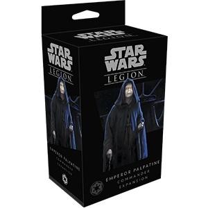Star Wars: Legion Emperor Palpatine Commander Expansion