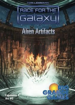 Race for the Galaxy: Alien Artifacts Expansion