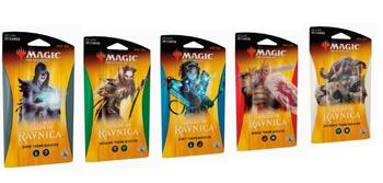 Guilds Of Ravnica Theme Booster Packs - Flere varianter