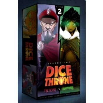 Dice Throne: Season Two – Tactician v. Huntress