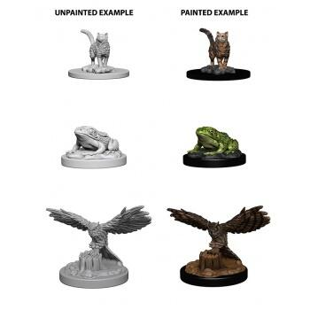 D&D Deep Cuts Miniatures - Familiars