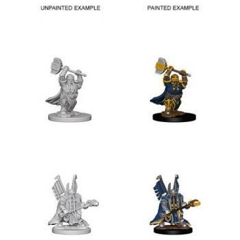 D&D Nolzur's Marvelous Miniatures - Dwarf Male Paladin