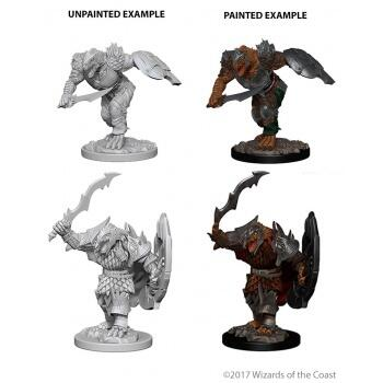 D&D Nolzur's Marvelous Miniatures - Dragonborn Male Fighter