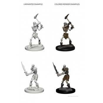D&D Nolzur's Marvelous Miniatures - Skeletons
