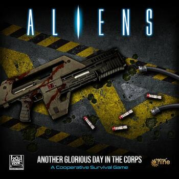 Aliens: Another Glorious Day in the Corps!