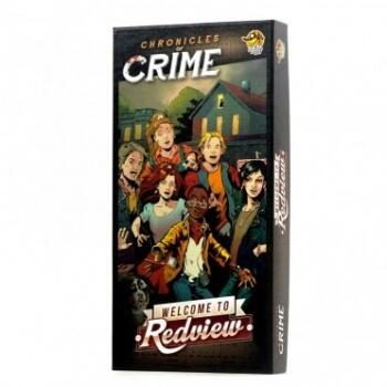 Chronicles of Crime: Welcome To Redview - Expansion