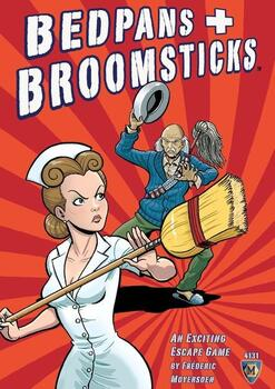 Bedpans & Broomsticks