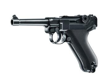Hardball Legends Parabellum P08 (Luger)