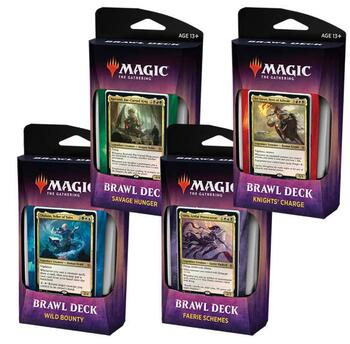 Throne of Eldraine Brawl Decks - Flere varianter