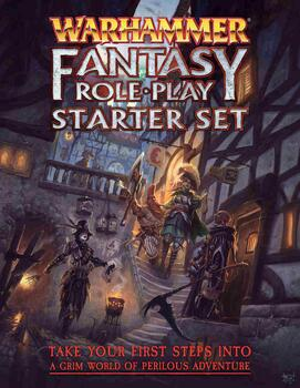 Warhammer Fantasy Roleplay 4th Edition - Starter Set
