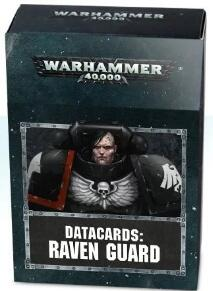 Datacards: Raven Guard