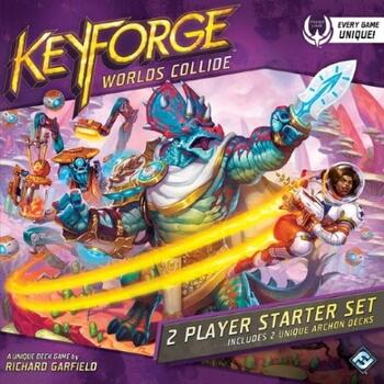 KeyForge Worlds Collide Two Player Starterset