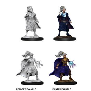 D&D Nolzur's Marvelous Miniatures - Female Human Sorcerer