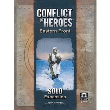 Conflict of Heroes: Eastern Front - Awakening the Bear! Solo Expansion