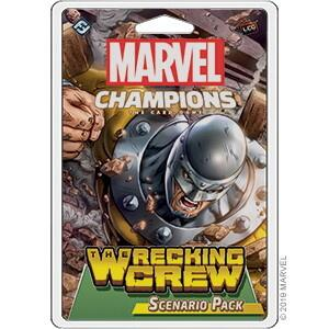 Marvel Champions: The Wrecking Crew